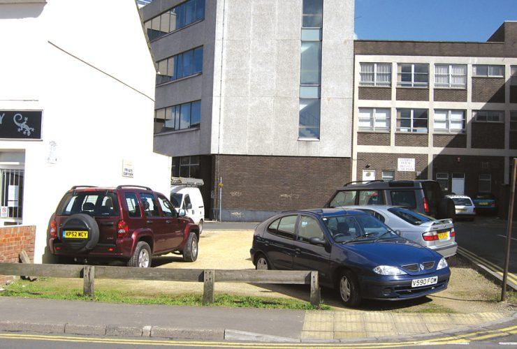 car park at 34 35 morley street swindon wiltshire sn1. Black Bedroom Furniture Sets. Home Design Ideas
