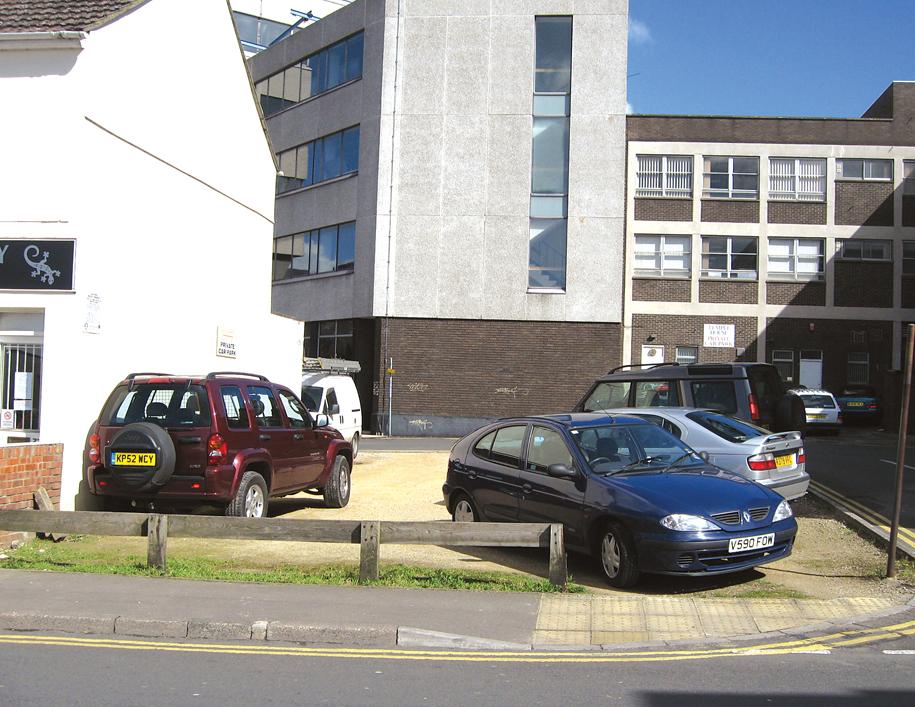 Car Parking Swindon Bristol Street