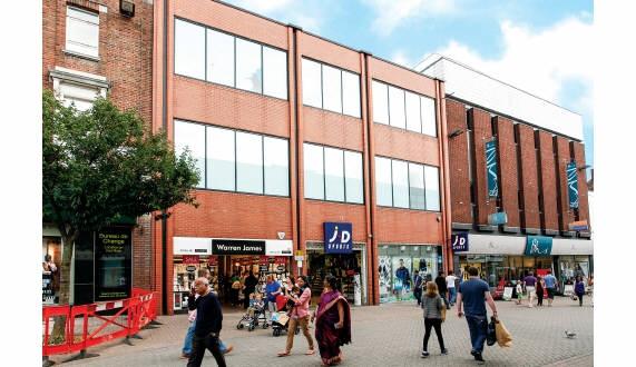 3 Amp 7 Parliament Row Hanley Stoke On Trent Staffordshire