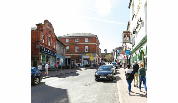 49-49a Broad Street<br>Ross-On-Wye<br>Herefordshire<br>HR9 7DY