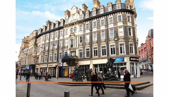Westgate Buildings<br>Units 3 - 7B & 174 - 175 Commercial Street<br>Newport<br>Gwent<br>NP20 1GF