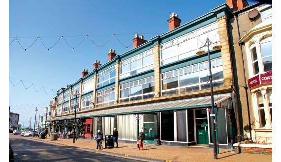 8 - 20 Queen Street<br>Blackpool<br>Lancashire<br>FY1 1PD
