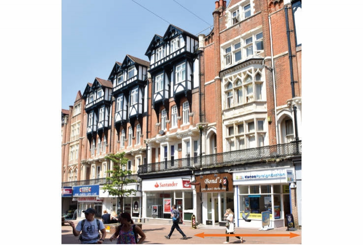 95 Old Christchurch Road<br>Bournemouth<br>Dorset<br>BH1 1EP