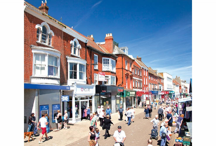 34 Market Place<br>Great Yarmouth<br>Norfolk<br>NR30 1LX