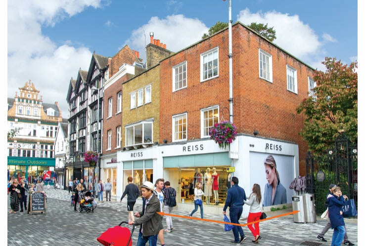 19 Market Place<br>Kingston upon Thames<br>Surrey<br>KT1 1JP