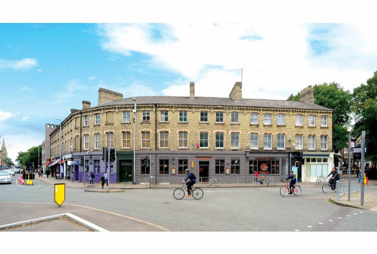 55-59 Hills Road (odd numbers) and 1-7 Station Road (odd numbers)<br>Cambridge<br>Cambridgeshire<br>CB1 2JB