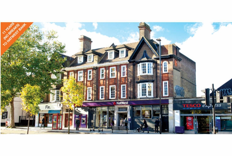 52-58 (Ground and Part First Floors) Streatham High Road<br>Streatham<br>London<br>SW16 1BZ