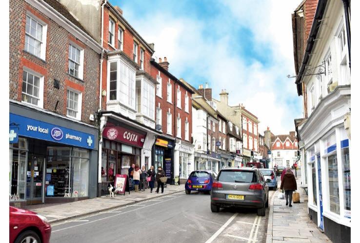 5 - 7a Salisbury Street<br>Blandford Forum<br>Dorset<br>DT11 7AU