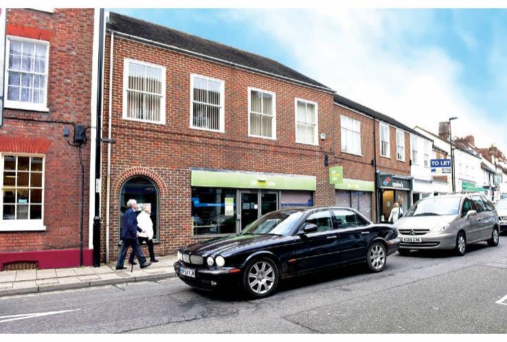 Job Centre Plus<br>50 - 52 East Street<br>Blandford Forum<br>Dorset<br>DT11 7UE