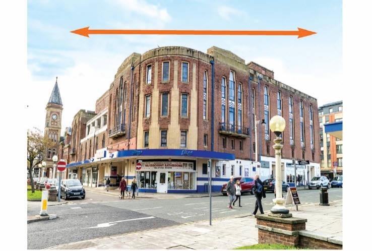 Mecca Bingo<br>Garrick Parade, Lord Street<br>Southport<br>Merseyside<br>PR9 0QG