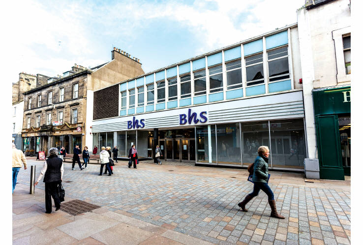 Property At Auction In Kirkcaldy