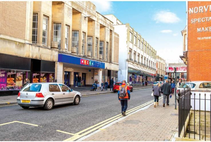 Mecca Bingo<br>54 Eastgate Street<br>Gloucester<br>Gloucestershire<br>GL1 1QN