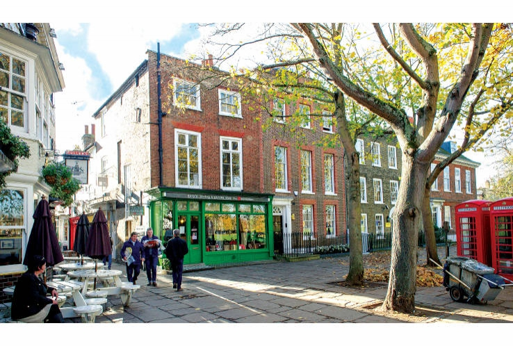 29 The Green<br>Richmond Upon Thames<br>Greater London<br>TW9 1LX