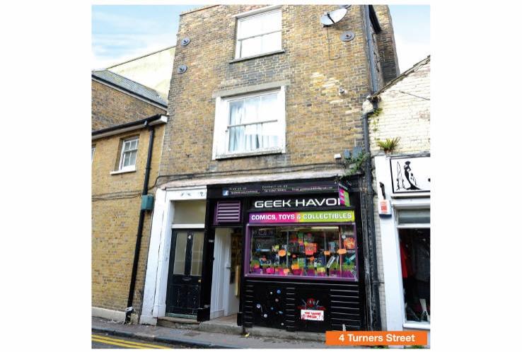 19 High Street & 4 Turner Street<br>Ramsgate<br>Kent<br>CT11 9AG