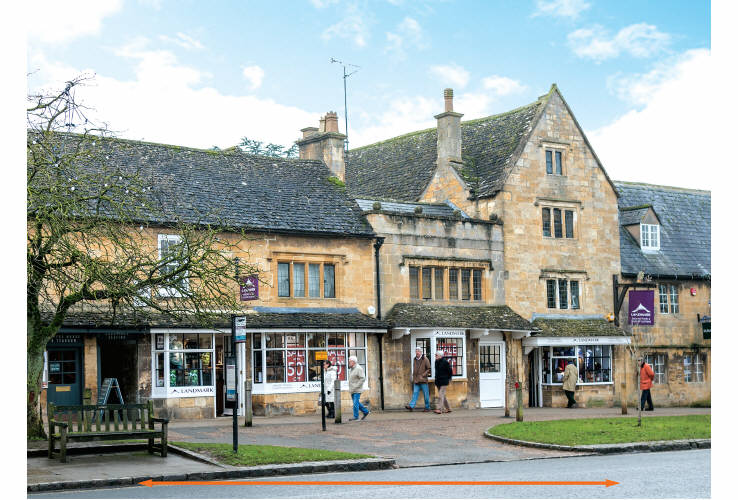 Property To Rent Broadway Worcestershire