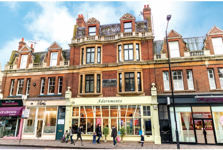 209 Upper Richmond Road<br>(South Circular Road A205)<br>Putney, London<br>SW15 6SQ