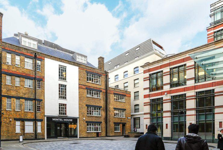 Mintel House<br>4 Playhouse Yard<br>London<br>EC4V 5EX
