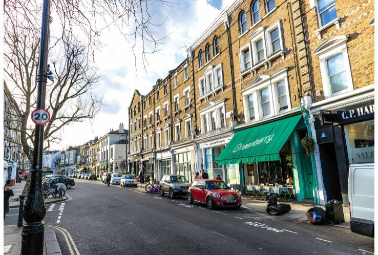 99 Regent's Park Road<br>Primrose Hill<br>London<br>London<br>NW1 8UR