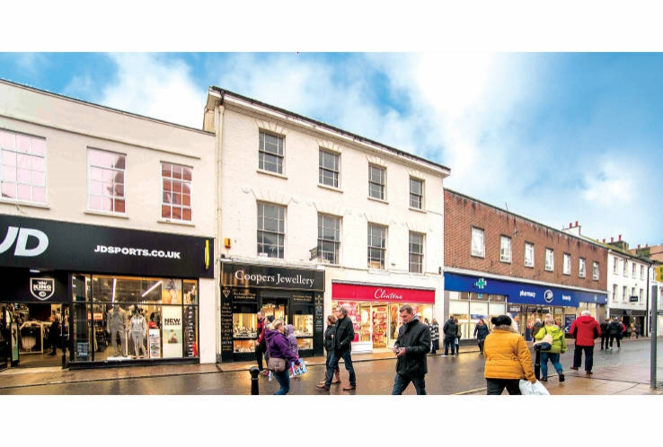 71 High Street<br>Barnstaple<br>Devon<br>EX31 1HX