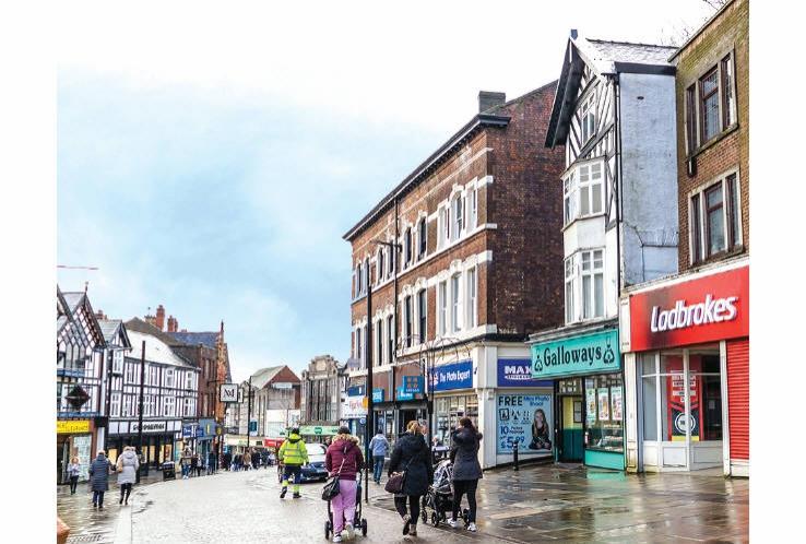 17 Market Place<br>Wigan<br>Lancashire<br>WN1 1PE