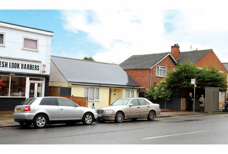 213 Harwich Road<br>Colchester<br>Essex<br>CO4 3DF