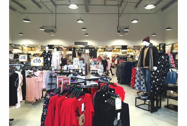 Unit 2, Denbigh Retail Park<br>Vale Street<br>Denbigh<br>Denbighshire<br>LL16 3EA