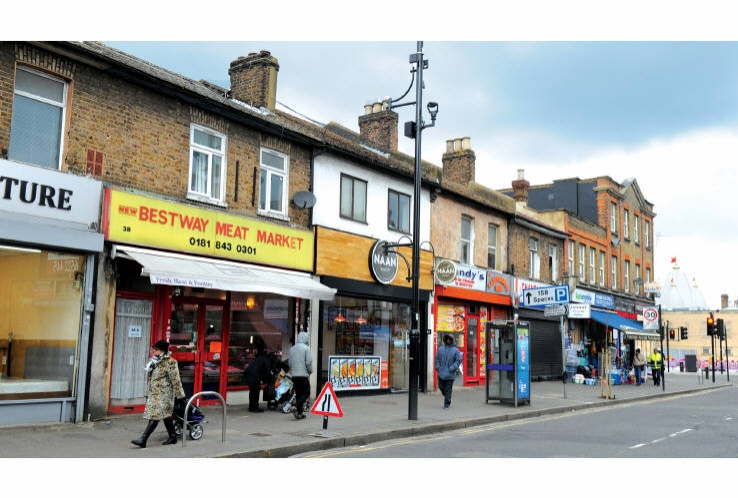 36 King Street<br>Southall<br>Greater London<br>UB2 4DB
