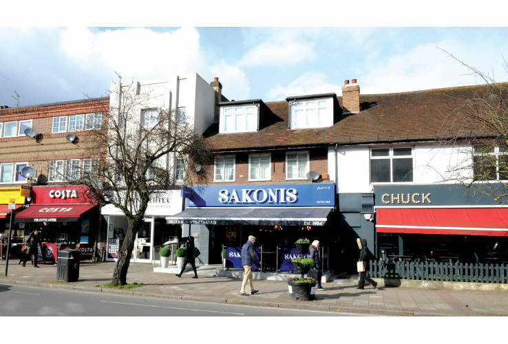 Auction Properties In Uxbridge