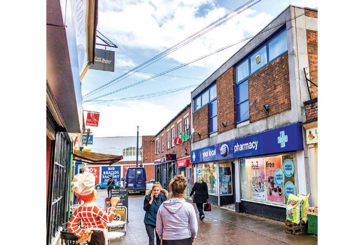 5 Finkle Street<br>Thorne<br>South Yorkshire<br>DN8 5DE
