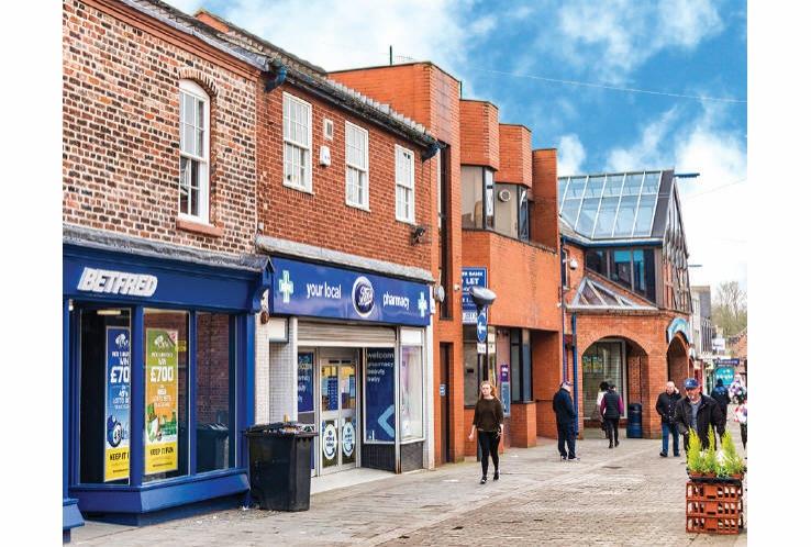 42 Eccleston Street<br>Prescot<br>Liverpool<br>L34 5QJ