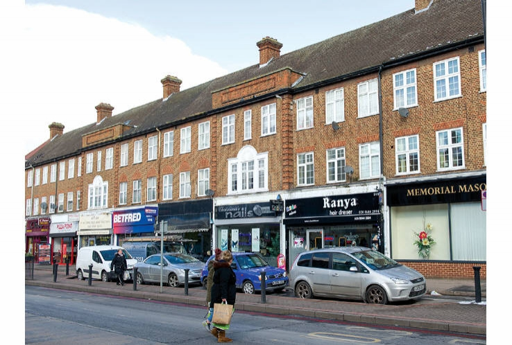 312 Wrythe Lane<br>Carshalton<br>Surrey<br>SM5 1AF