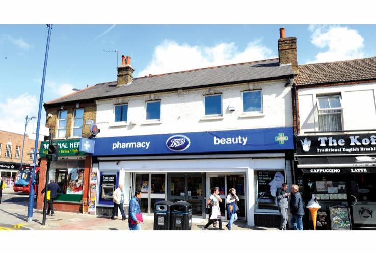 109 - 111 Welling High Street<br>Welling<br>Greater London<br>DA16 1TY