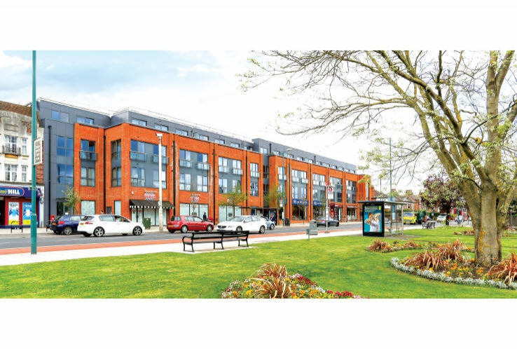 Units 1, 2, & 4, 366 - 370 Ewell Road<br>Tolworth, near Surbiton<br>Greater London<br>KT6 7AZ