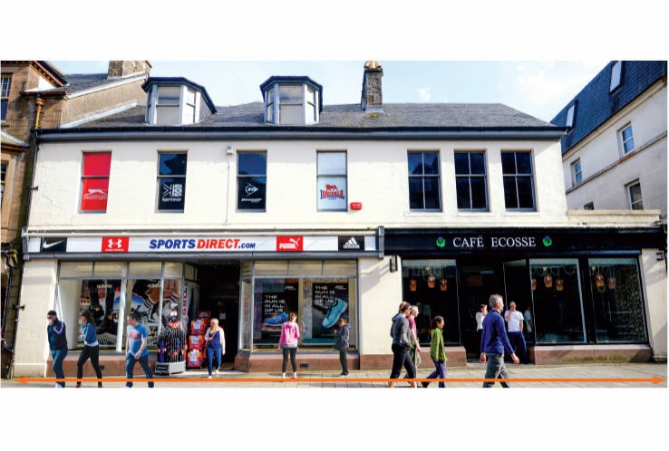 28-30 & 32 High Street<br>Fort William<br>Highlands<br>PH33 6AT