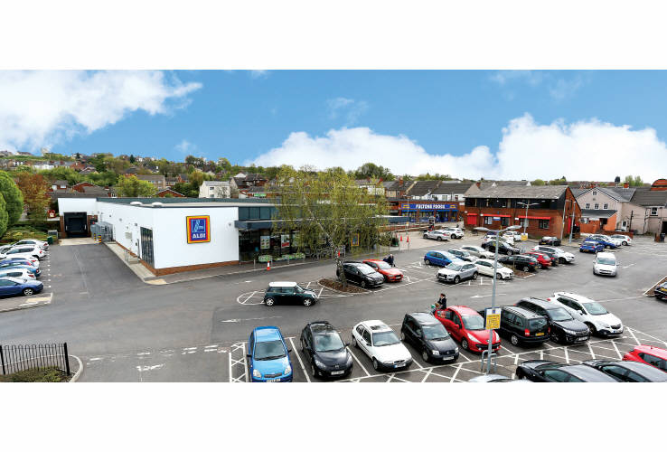Property Auctions 24 May 2018 Aldi Supermarket And