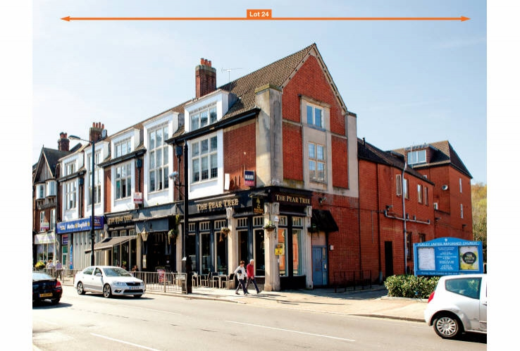 908 / 912 Brighton Road & 5 Russell Hill Place<br>Purley<br>Surrey<br>CR8 2LH