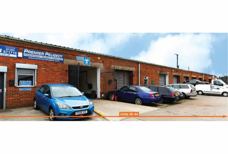 Premier Industrial Estate<br>Leys Road<br>Brierley Hill<br>West Midlands<br>DY5 3UP