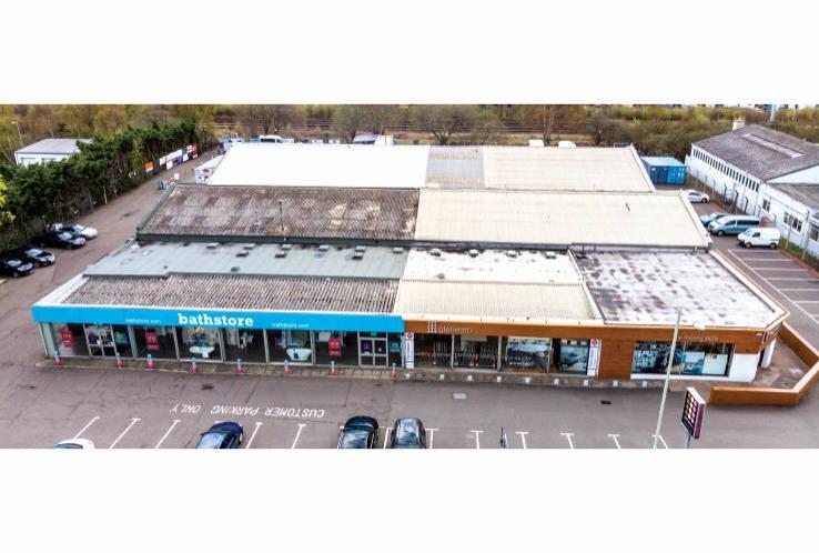 Glenearn Road Retail & Industrial Park<br>Glenearn Road<br>Perth<br>Perthshire<br>PH2 0NJ