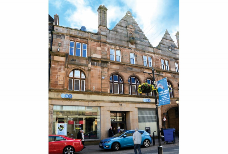 148-154 High Street<br>Ayr<br>Ayrshire<br>KA7 1PR
