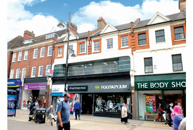 48 - 50 South Street<br>Romford<br>Greater London<br>RM1 1RB