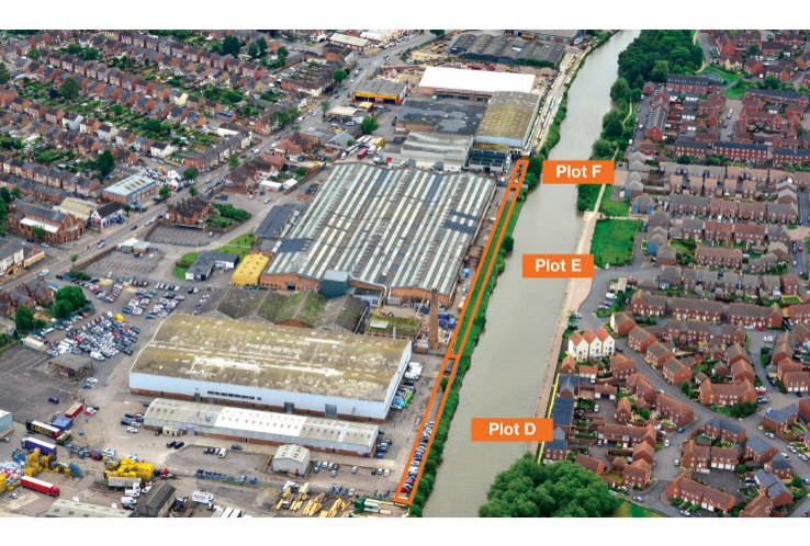 Plot D Mill Place Trading Estate<br>Gloucester<br>GL1 5SQ