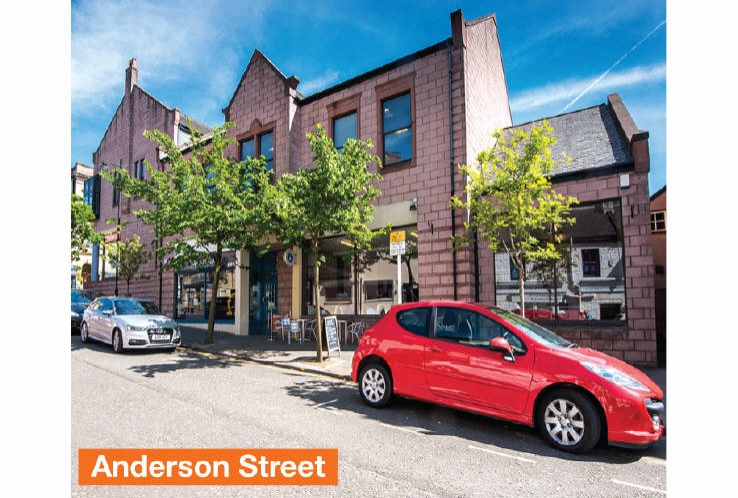 17/23 Bank Street & 1-3 Anderson Street<br>Airdrie<br>North Lanarkshire<br>ML6 6AF