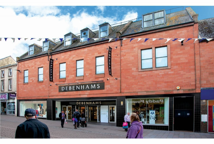177-189 High Street<br>Dumfries<br>Dumfries and Galloway<br>DG1 2QT