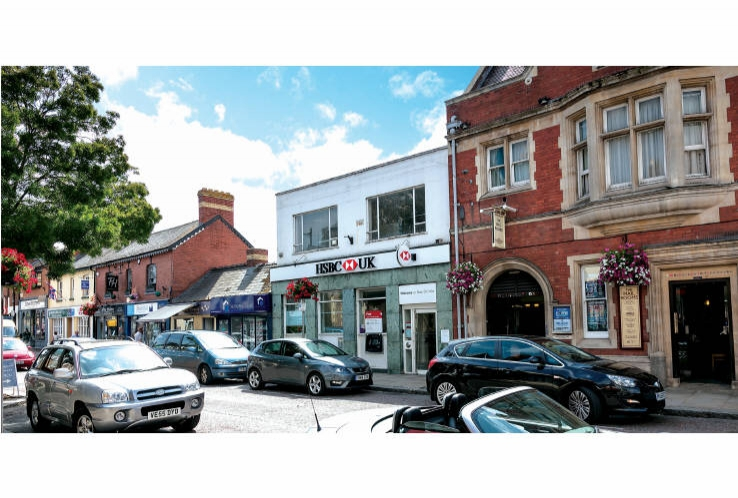 32 Gloucester Road<br>Ross-on-Wye<br>Herefordshire<br>HR9 5LF