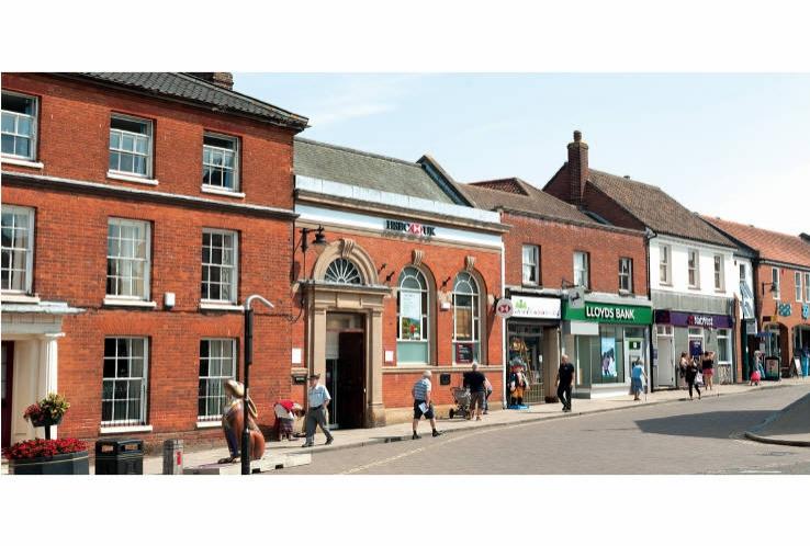 2 Market Place<br>Wymondham<br>Norfolk<br>NR18 0AP