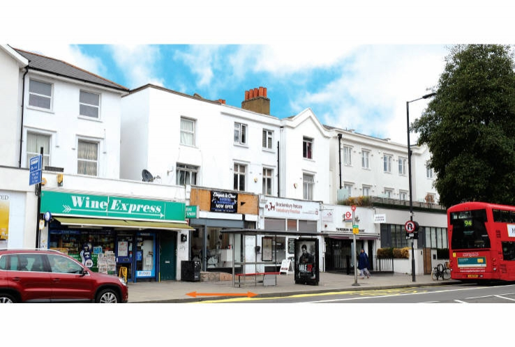 146a Goldhawk Road<br>Shepherd's Bush<br>London<br>W12 8HH