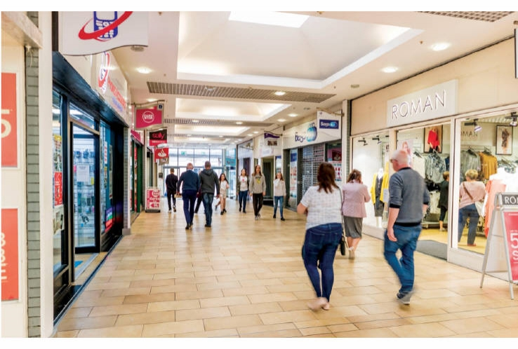 Rowland Hill Shopping Centre<br>Vicar Street<br>Kidderminster<br>Worcestershire<br>DY10 1DE