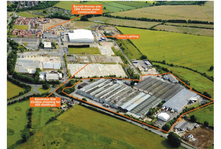 Merrington Lane Industrial Estate<br>Spennymoor<br>County Durham<br>DL16 7XL