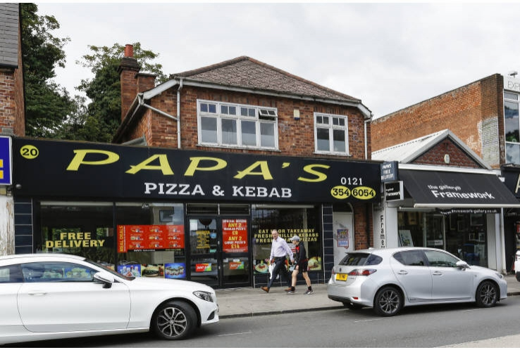 18 - 20 Birmingham Road<br>Sutton Coldfield<br>West Midlands<br>B72 1QQ