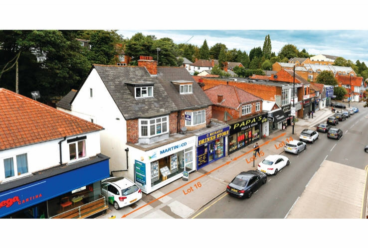 22 - 24 Birmingham Road<br>Sutton Coldfield<br>West Midlands<br>B72 1QQ